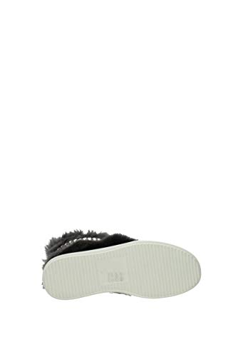 38 RW70071SINGLEGTRNERO Camoscio EU Zanotti Giuseppe Donna Sneakers zXxRXqvOw
