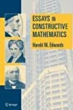 img - for Essays in Constructive Mathematics book / textbook / text book