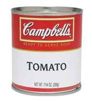 Price comparison product image Campbell Foodservice SOUP TOMATO R.T.S.
