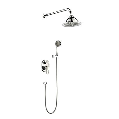 LightInTheBox Single Handle Wall Mount Shower Faucet with ...
