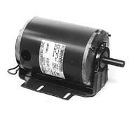 Marathon F780 56Y Frame Totally Enclosed Farm Duty Exhaust Fan Motor 1/2 hp, 900 RPM, 208-230 VAC, 1 Phase, 1 Speed, Ball Bearing, Permanent Split Capacitor, Resilient Base 214qPXu8wnL
