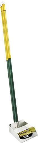 FOUR PAWS - CONTAINER Wee Wee Spade Set Yellow/green SMALL
