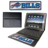 NFL Buffalo Bills Executive iPad Case with Keyboard by Team ProMark