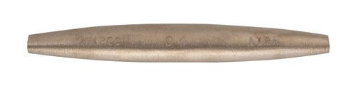 Ampco Safety Tools D-2 Barrel Pin, Non-Sparking, Non-Magnetic, Corrosion Resistant, 5/16'' Tips, 13/16'' OD
