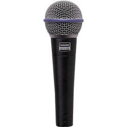 Shure Beta 58A Supercardioid Dynamic Microphone [Electronics] by Shure