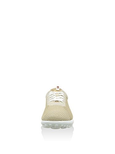 Camper Pelotas Sneakers Bianco Mujer 001 K200194 Sabbia rrnwx1Fq