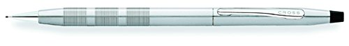 Cross Classic Century Satin Chrome 0.7mm Pencil (AT0083-14)