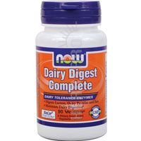 Dairy Digest Complete 90 VegiCaps (Pack of 2)