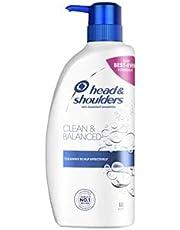 Head & Shoulders Clean And Balanced Antidandruff Shampoo 675Ml