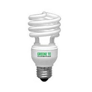 19w Cfl Spiral (Pack of FOUR - Greenlite Lighting 19W/ELS-U 19 Watt Ultra Mini-Spiral 2700K CFL Bulb)