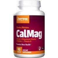 Jarrow Formulas CalMag Citrates, 90 Tablets