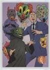 Floating Faces of Fear (Trading Card) 1996 Topps Goosebumps - [Base] #33