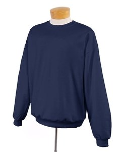 picture of Jerzees 562B Youth 8 oz. 50/50 Crew Neck-X-Large-J Navy
