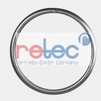Retec 9157.64 guarnizione, tubo di scarico retec GmbH Germany