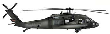 (Academy 1/35 Sikorsky Uh-60l Blackhawk # 2192)