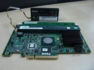 DELL 341-3874 PERC5i SAS RAID controller UN939 (3413874) by Dell