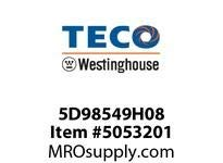 Teco-Westinghouse 5D98549H08 AEROSOL TOUCH-UP SPRAY PAINT DARK BLUE