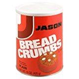 Jayson Plain Bread Crumb, 15 Ounce - 12 per case.