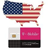 United States of America Prepaid SIM-Card with 50GB 4G/LTE Data, Unlimited National Talk & Text in USA. Tethering at max 3G speeds for 21 Days.