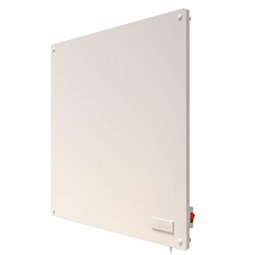 Econo-Heat-0603-Electric-Wall-Panel-Convection-Heater-White