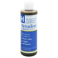 Бетадин Решение, антисептическое, 8 жидких унций