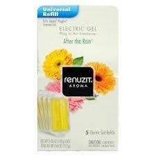 Renuzit Gel Electric Air Freshener Refill, After The Rain.68