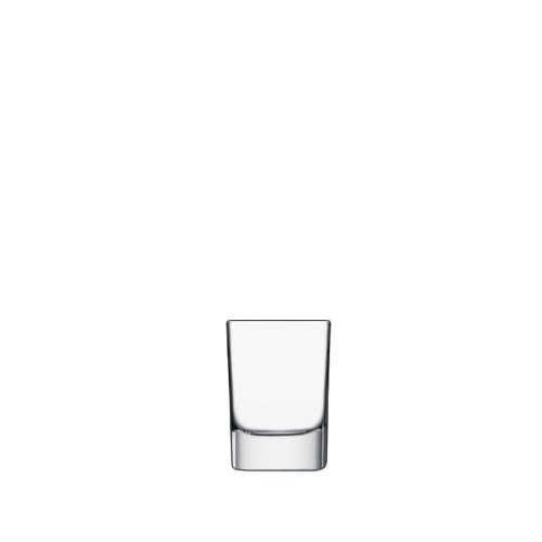 - Luigi Bormioli 09828/06 Strauss 2 oz Liqueur Glass, Clear