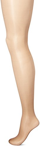 Hanes Silk Reflections Women's Perfect Nudes Sheer to Waist Pantyhose, tan, 1/2X - Hanes Perfect Womens Panties