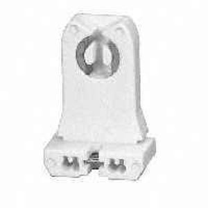 Cooper Wiring Devices 2509W-BOX Lampholder for flourescent bi pin socket 2509W