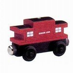 Learning Curve Thomas & Friends - Sodor Line Caboose by Learning Curve (Line Caboose Sodor)