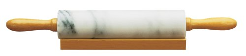 Marble Rolling Pin and Base