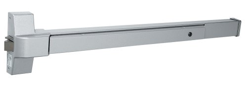 Global Door Controls 36 in. Aluminum Touch Bar Exit Device