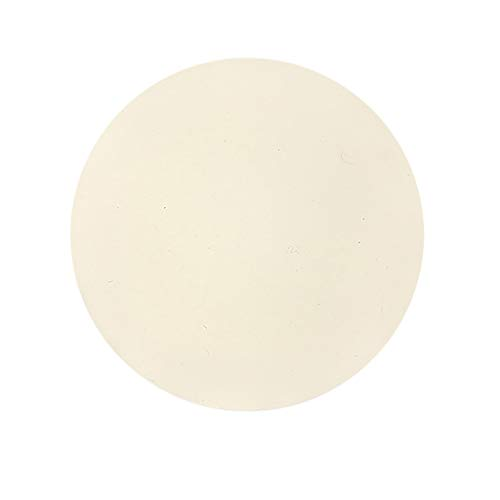 - Door Knob Bumper Pads Soft Rubber Self Adhesive Door Protector Wall Pad (Beige)