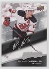 Mike Cammalleri #12/25 Mike Cammalleri (Hockey Card) 2017-18 Upper Deck MVP - [Base] - Super Script #104