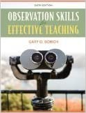 Observation Skills for Effective Teaching 6th Edition by Borich, Gary D. [Paperback]