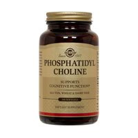 Solgar Phosphatidylcholine Softgels