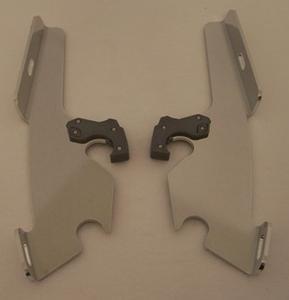 Memphis Shades MEK1860 Plate-Only Hardware Kit (Polished ...