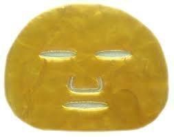 4 x Premium Gold Bio Collagen Crystal Face Mask, Anti ageing Skin Care