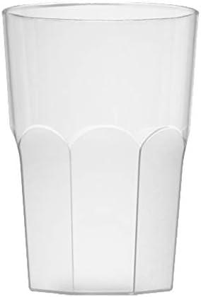 Garnet - Vaso de plástico reutilizable