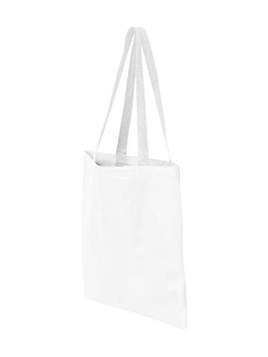 Liberty Bags Recycled Basic Tote (White) ()
