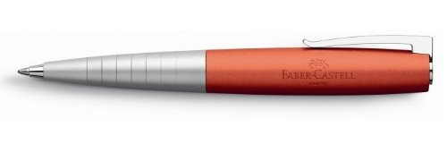 Faber-Castell LOOM Metallic Orange Ballpoint Pen