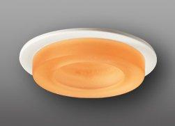 "Elco Lighting EL952R 4/"" Frosted Glass Trim EL952"