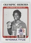 Wyomia Tyus (Trading Card) 1984 M&M's Olympic Heroes - [Base] #41