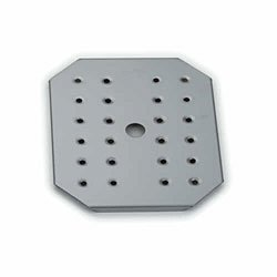 Royal Industries Half-Size Perforated False Bottom for Steam Table Pan