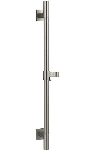 - KOHLER K-98342-BN Awaken Deluxe 24-Inch Slide Bar, Vibrant Brushed Nickel