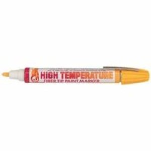 ITW Professional Brands 44094 High Temp 44 Markers, Blue, Medium