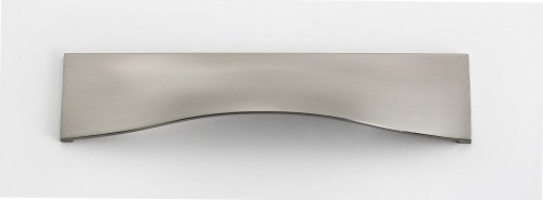 Alno A523-SN Style Cents Cup Pulls Modern , Satin Nickel