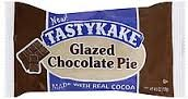 Tastykake Glazed Pies - Pack of 4 (Chocloate)