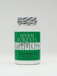 Eucommia 18 250 tablets by Seven Forests Review