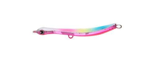 アムズデザイン メタルジグ Santis 40(サンティス) ピンクグローキャンディー. #ST40-009 通販の商品画像
